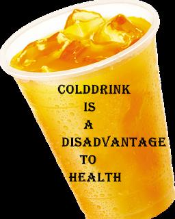 सेहत के लिए नुकसान दायक है कोल्डड्रिंक
