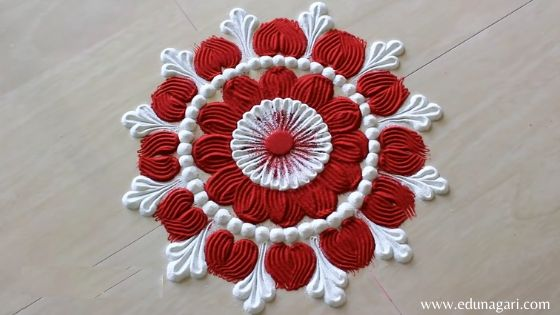 Design of Kolam