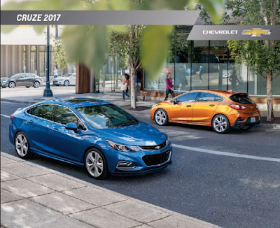 Downloadable 2017 Chevrolet Cruze Brochure
