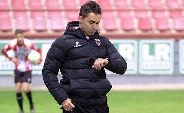 """Sergio Rodríguez - Logroñés -: """"Hemos tenido nuestras opciones y hemos minimizado al Málaga"""""""