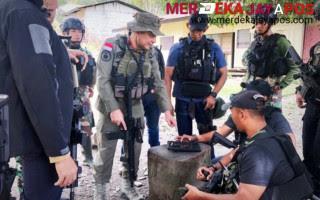Satgas Nemangkawi TNI-Polri: Kami Terus Kejar Kriminal KKB, Amankan Distrik Boega Kab Puncak