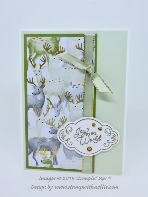 Most Wonderful Time Stampin Up