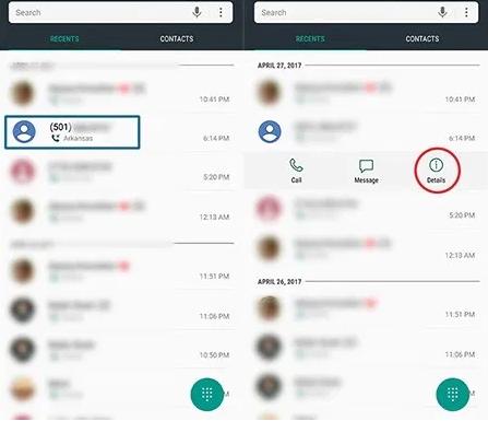 Cara Memblokir Panggilan di Samsung Galaxy S7 3