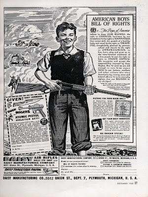Daisy - American Boys Bill of Rights