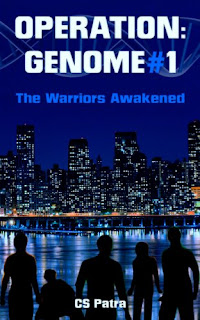 https://www.amazon.com/Operation-Genome-1-Warriors-Awakened-ebook/dp/B00JMAP49G/ref=la_B00BJAFVD6_1_27?s=books&ie=UTF8&qid=1474918278&sr=1-27&refinements=p_82%3AB00BJAFVD6