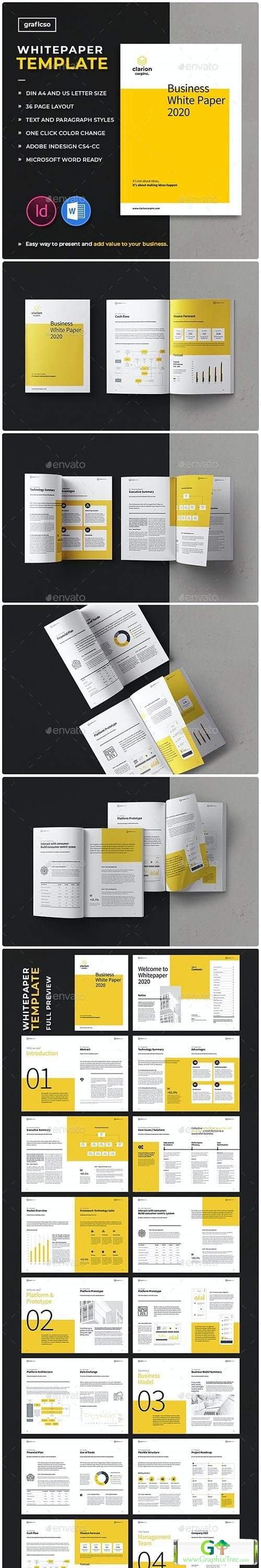 White Paper 28455731 [Powerpoint] [Indesign & Powerpoint]