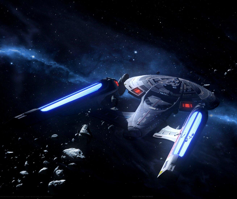 Como funciona o motor da Enterprise?