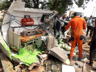 Accident in ekiti