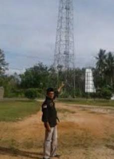 Abdullah Warga Desa Tinjul Keluhkan Jaringan Internet 4G Selalu Tidak Stabil