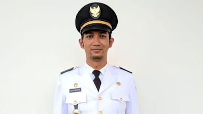 Yudhie Agung Prihatno, S.STP, Resmi Menjabat Sebagai Camat Pituruh
