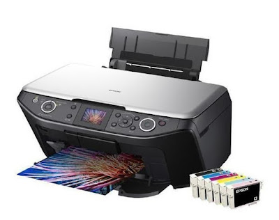 Epson Stylus Photo RX585 Driver Download