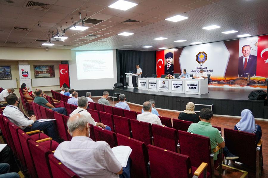Diyarbakır'da İş Sağlığı ve Güvenliği toplantısı
