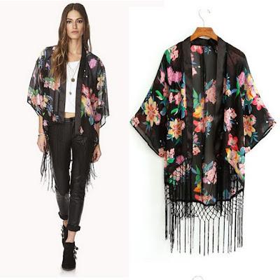 Bu yazın en beğenilen kimono modelleri