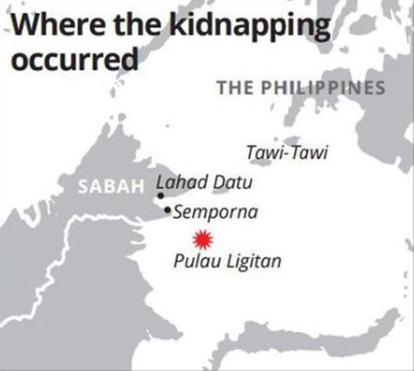 Identiti Sebenar Kes Penculikan Anak Kapal Malaysia Terbongkar!