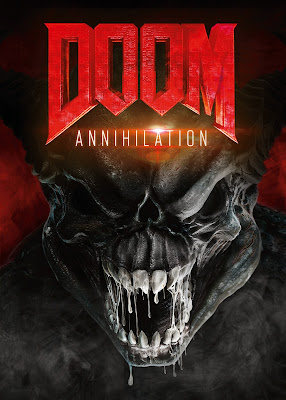 Doom Annihilation 2019 English 720p BRRip 800MB ESubs