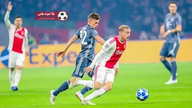 تقرير مباراة اياكس وروما ضمن مواجهات دور ربع نهائي الدوري الاوروبي