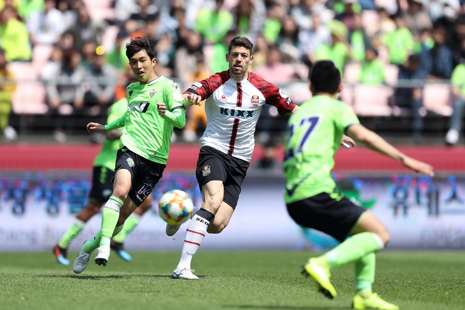 Preview: FC Seoul vs Jeonbuk Hyundai Motors K League 1 Round 22
