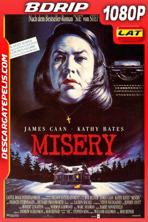 Misery (1990) 1080p BDrip Latino – Ingles