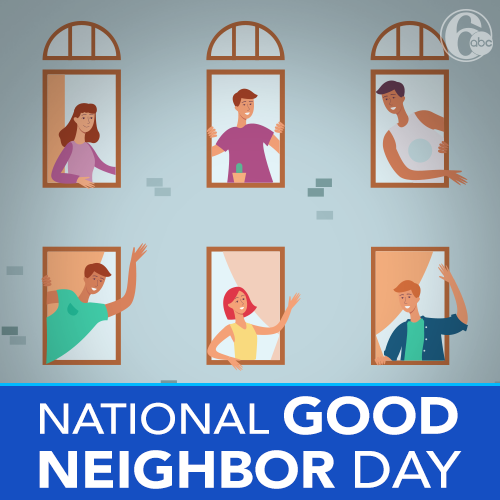 National Neighbor Day Wishes for Instagram