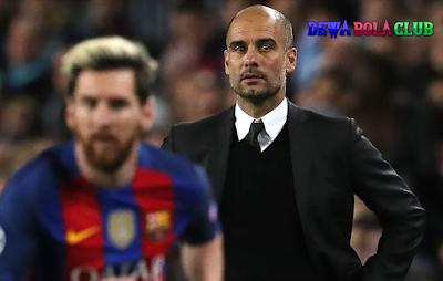 Jika Messi Hengkang Dari Barcelona