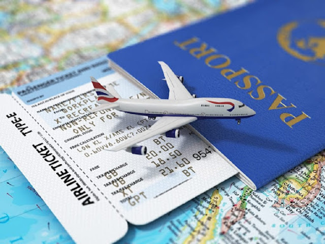 TRAVELING DOCUMENTS FOR FOREIGNER