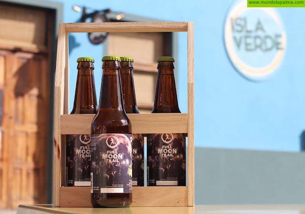 Full Moon Trail Naviera Armas celebra su décimo aniversario con una edición especial de cerveza Pícara