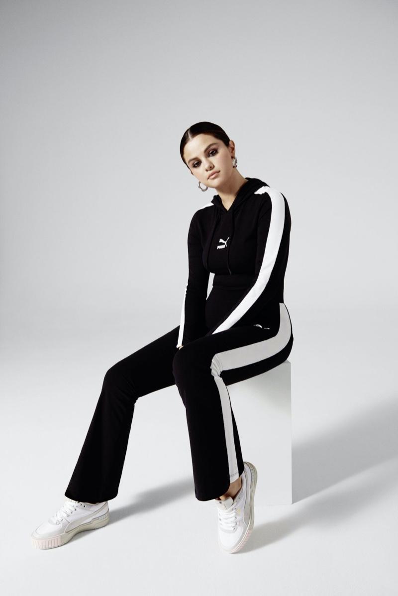 PUMA taps Selena Gomez for Cali Sport campaign