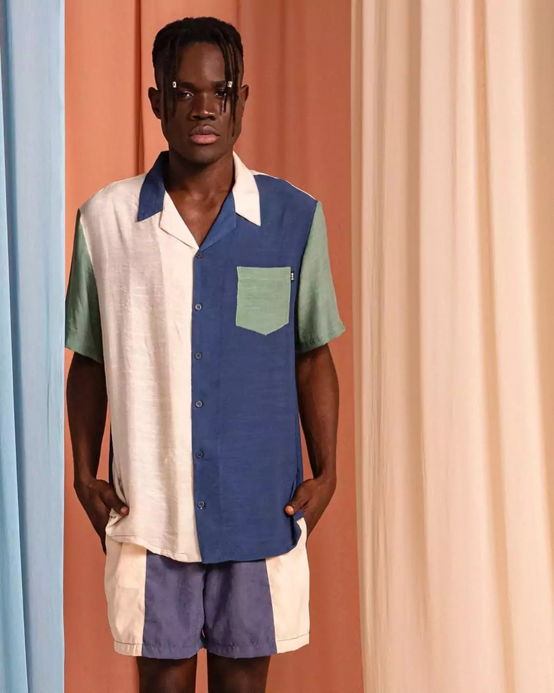 Patchwork - Men's Fashion Trends 2021