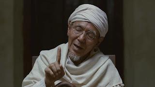 Ikranagara memerankan KH. Hasyim Asy'ari