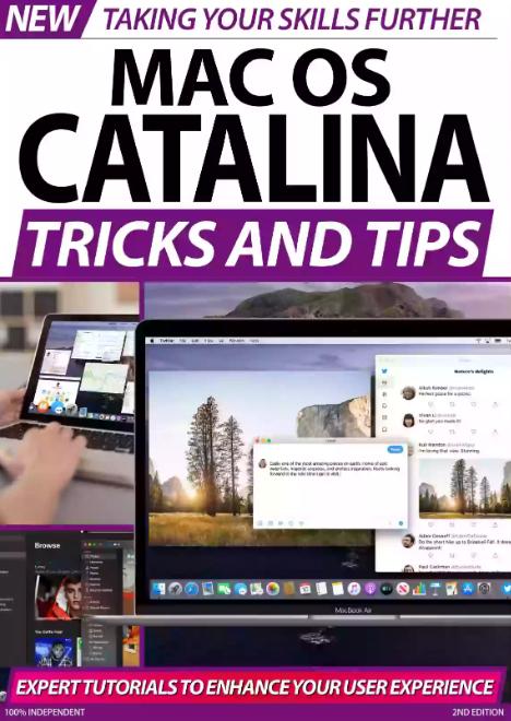 macOS Catalina Tricks and Tips – 2nd Edition, 2020