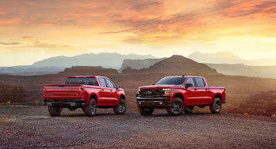 The Next Generation Silverado is Here