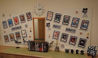 映画好きのフィリップ先生のコレクションです。