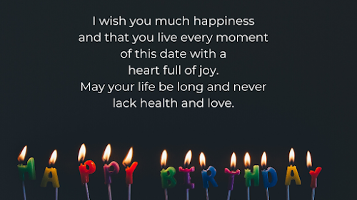 Birthday Messages for Someone Special