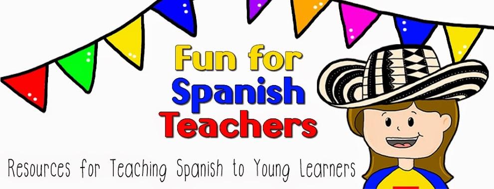 Fun For Spanish Teachers 17 Fun Games To Play In Spanish