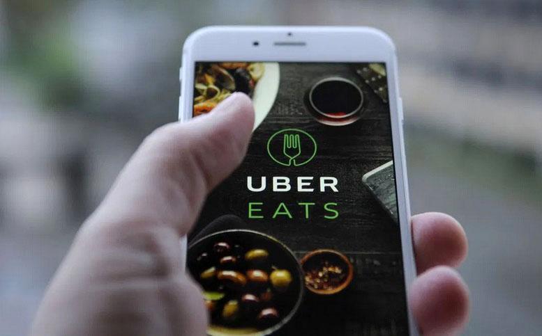 uber eats Best Food Delivery Service Apps