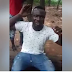 Yahoo Boy caught eating Feaces in Warri to convince the White People