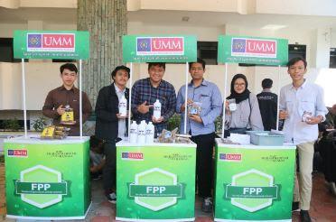Prodi Peternakan UMM Pamerkan Produk Pakan Ternak Inovatif