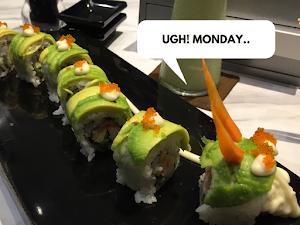 Menu Terbaru Super Delicious Dragon Sushi at Zenbu House of Mozaru Restaurant