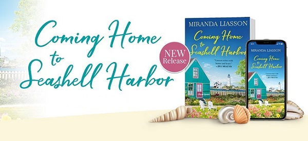 Coming Home to Seashell Harbor. New Release!