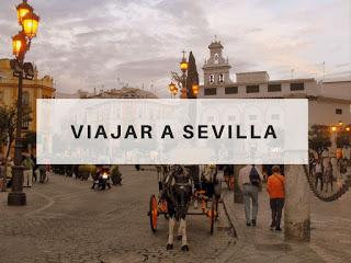 viajar a Sevilla España