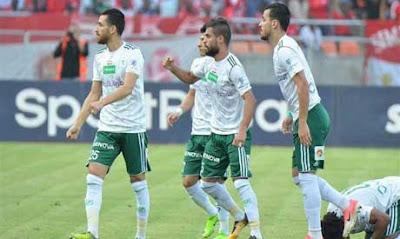 مباراة المصري وكوت دي اور الان