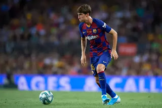 Real Betis in contacts Barcelona over potential loan move for Juan Miranda over