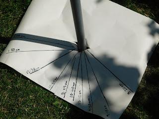 paper-sundial