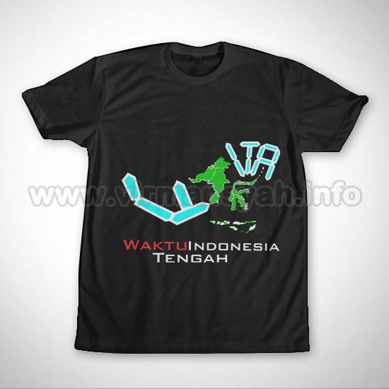 Kaos Indonesia Bagian Tengah