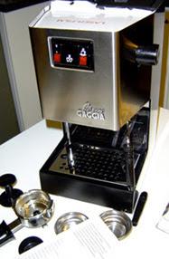 Gaggia Classic Espresso machine unpack