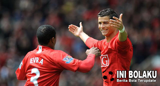 Evra Merasa Ronaldo Sangat Cocok Untuk Juventus