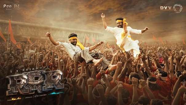 Jr. Ntr, Ram Charan's Telugu movie RRR 2021 wiki, full star-cast, Release date, Actor, actress, Song name, photo, poster, trailer, wallpaper