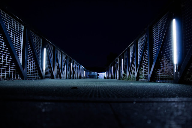 University of Nottingham Jubilee Campus bridge