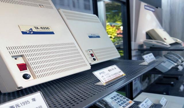 通航國際成立之初,以銷售通信器材為主要業務(來源:TONNET)