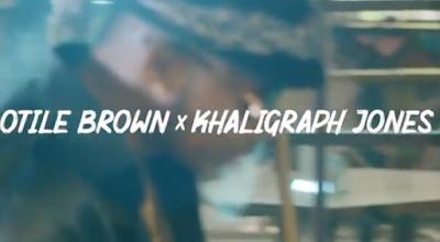 VIDEO Otile Brown Ft. Khaligraph Jones – Japo Kidogo mp4 download